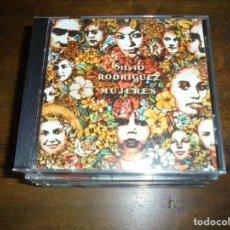 CDs de Música: SILVIO RODRIGUEZ. MUJERES. REMASTERIZADO. OJALA, 1978. EDT. ARGENTINA. CD. IMPECABLE (#). Lote 158020794