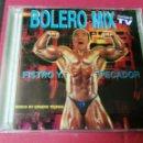 CDs de Música: BOLERO MIX 11 FISTRO Y ... PECADOR REMIXES QUIQUE TEJADA DOBLE CD ALBUM 23 TEMAS 2 CD. Lote 158049546