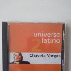 CDs de Música: CHAVELA VARGAS.UNIVERSI LATINO.2 CD. Lote 158073650