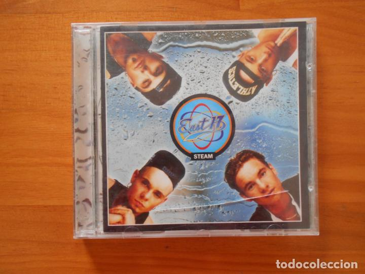 CD EAST 17 - STEAM (CS) (Música - CD's Pop)