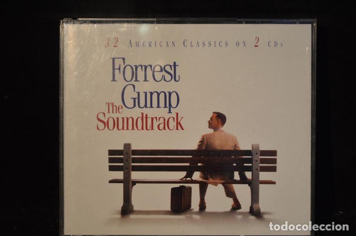 FOREST GUMP - BANDA SONORA -2 CD (Música - CD's Bandas Sonoras)