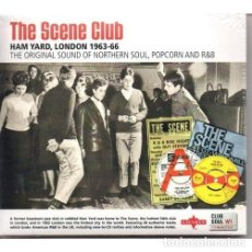CDs de Música: CLUB SOUL CD DIGIBOOK THE SCENE CLUB,LONDON 1963-66-BILLY PRESTON-CHRIS KENNER(COMPRA MINIMA 15 EUR). Lote 158174886