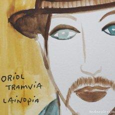 CDs de Música: ORIOL TRAMVIA. LAINOPIA. AUTOEDITADO 2019. Lote 161286082