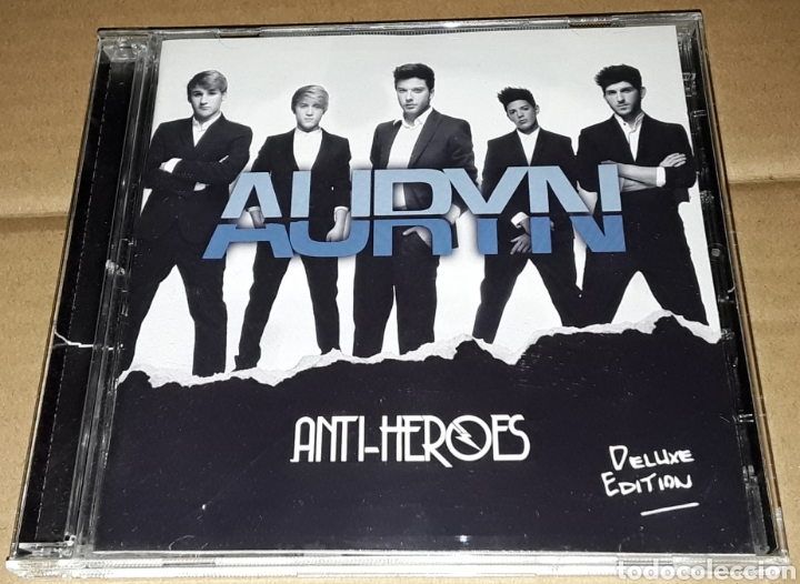 auryn anti heroes deluxe edition