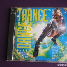 CDs de Música - Dance Trance DOBLE CD ARCADE 1995 - ELECTRONICA - ACID HOUSE HARD - SIN APENAS USO - 158207942