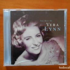 CDs de Música: CD THE BEST OF VERA LYNN (CR). Lote 158228698