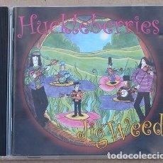 CDs de Música: HUCKLEBERRIES - JIG WEED (CD) 14 TEMAS. Lote 158266586