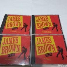 CDs de Música: 4CD JAMES BROWN STAR TIME. Lote 158289238