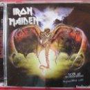 CDs de Música: IRON MAIDEN.LIVE AT DONINGTON 1992...DOBLE CD. Lote 158316806