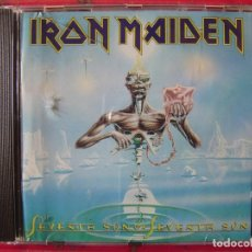 CDs de Música: IRON MAIDEN.SEVENTH SON OF A SEVENTH SON. Lote 158317214