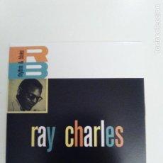 CDs de Música: RAY CHARLES RAY CHARLES ( 1957 DOL 2018 ) MINI REPLICA EXCELENTE ESTADO. Lote 158333982