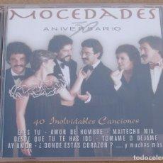 CDs de Música: MOCEDADES - 30 ANIVERSARIO (2CD) 1999 - 40 TEMAS. Lote 158334586
