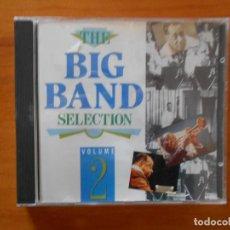 CDs de Música: CD THE BIG BAND SELECTION VOLUME 2 (CR). Lote 158354086