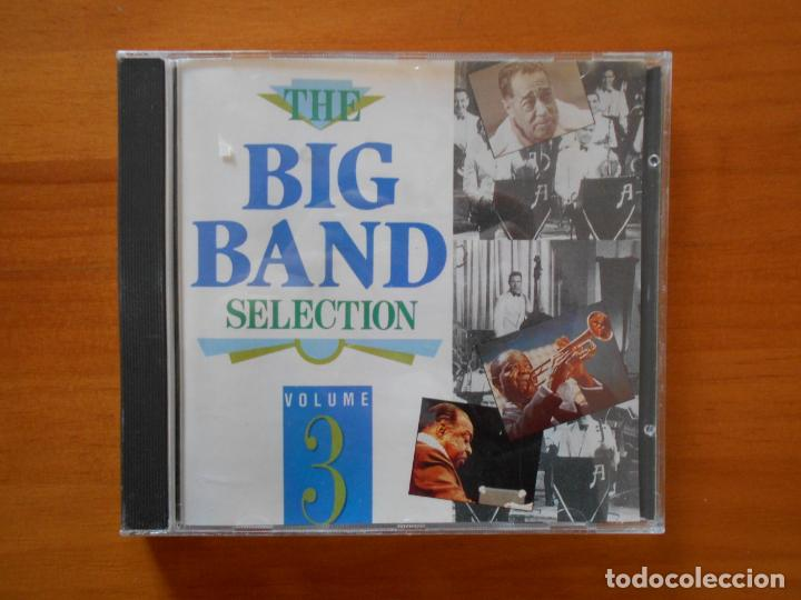 CD THE BIG BAND SELECTION VOLUME 3 (CR) (Música - CD's Jazz, Blues, Soul y Gospel)