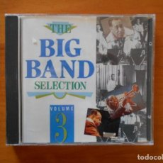 CDs de Música: CD THE BIG BAND SELECTION VOLUME 3 (CR). Lote 158354566