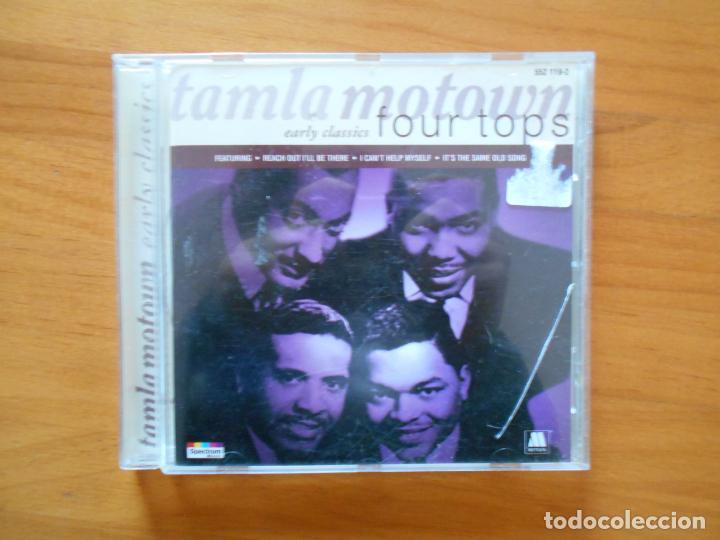 CD FOUR TOPS - EARLY CLASSICS (CR) (Música - CD's Jazz, Blues, Soul y Gospel)