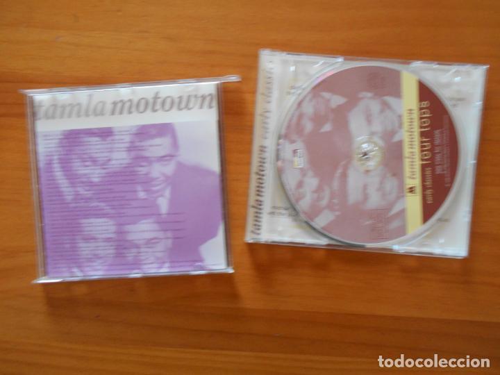 CDs de Música: CD FOUR TOPS - EARLY CLASSICS (CR) - Foto 2 - 158356318