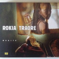 CDs de Música: ROKIA TRAORE - WANITA - CD FRANCES CON FUNDA Y LIBRETO 2000 - INDIGO. Lote 158360450