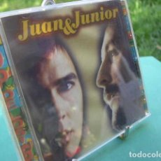 CDs de Música: JUAN & JUNIOR. Lote 158369682