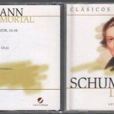 CDs de Música - SCHUMANN INMORTAL / CLASICOS INMORTALES / CD GRUPO JOLY RF-1018 - 158373494