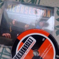 CDs de Música: CD-SINGLE PROMOCION MEGASESSION BY MIKE PLATINAS. Lote 158391702