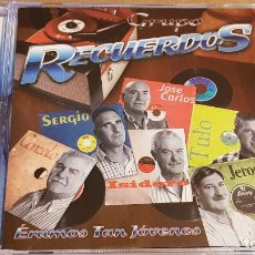 CDs de Música: GRUPO RECUERDOS / ÉRAMOS TAN JÓVENES / CD-SONACUSTIC-2013 / 10 TEMAS / DE LUJO.. Lote 158419830