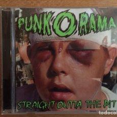 CDs de Música: PUNK O RAMA 4: STRAIGHT OUTTA THE PIT. Lote 158451693