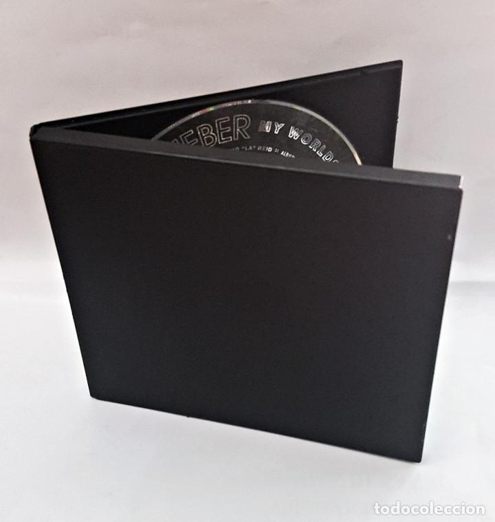 CDs de Música: Doble CD de JUSTIN BIEBER.MY WORLDS THE COLLECTION 2010. - Foto 8 - 158458414