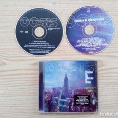 CD de Música: OASIS - STANDING ON THE SHOULDER OF GIANTS 2 CD. Lote 158461038