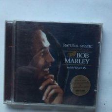CDs de Música: BOB MARLEY NATURAL MYSTIC. Lote 158465102
