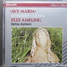 CDs de Música: SCHUBERT - AVE MARIA. Lote 158483466