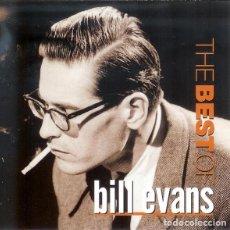 CDs de Música: THE BEST OF BILL EVANS - CD . Lote 158519818