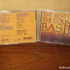 CDs de Música: COUNT BASIE BIG BAND - THE BEST OF - CD FABRICADO EN ALEMANIA . Lote 158522210