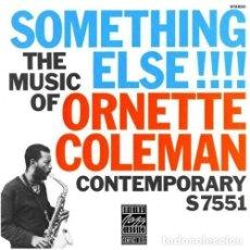 CDs de Música: THE MUSIC OF ORNETTE COLEMAN - SOMETHING ELSE!!! - ORNETTE COLEMAN - CD . Lote 158526042