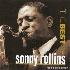 CDs de Música: THE BEST OF SONNY ROLLINS - CD . Lote 158538442