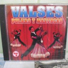 CDs de Música: VALSES POLKAS Y MAZURCAS BAILES DE SALON VOL 3 CD ALBUM PEPETO. Lote 158543174