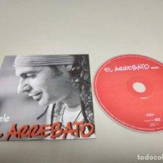 CDs de Música: 419- EL ARREBATO DUELO ESPAÑA 1 TRACKS CD PROMOCIONAL. Lote 158549342