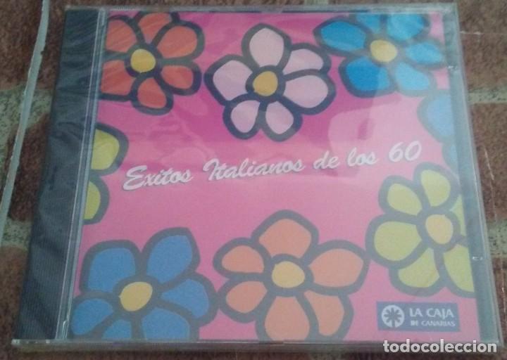 EXITOS ITALIANOS DE LOS 60 CD PRECINTADO PROMOCIONAL (TONY DALLARA,D.MODUGNO...) (Música - CD's Pop)