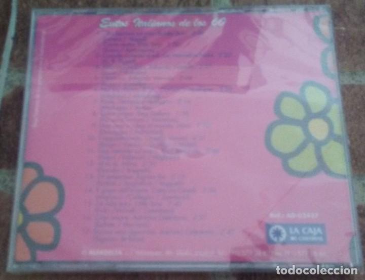 CDs de Música: EXITOS ITALIANOS DE LOS 60 CD PRECINTADO PROMOCIONAL (TONY DALLARA,D.MODUGNO...) - Foto 2 - 158552062