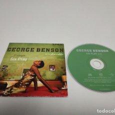 CDs de Música: 419- GEORGE BENSON ESPAÑA 1 TRACKS CD PROMOCIONAL. Lote 158553962