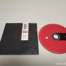 CDs de Música: 419- VGO PIRATAS INERTE ESPAÑA 1 TRACKS CD PROMOCIONAL. Lote 158564130
