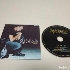 CDs de Música: 419- GIGI D ALESSIO ESPAÑA 1 TRACKS CD PROMOCIONAL. Lote 158565878