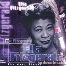 CDs de Música: ELLA FITZGERALD - THE JAZZ SINGER - CD DIGIPACK. Lote 158583626