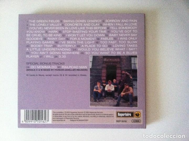 CDs de Música: UNIT 4+2 - singles As & Bs - CD DIGIPAK 2003 - REPERTORIE - Foto 3 - 158588618