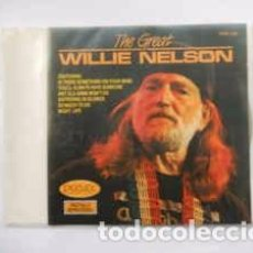 CDs de Música: WILLIE NELSON - THE GREAT WILLIE NELSON (CD, COMP) LABEL:PICKWICK COMPACT DISCS CAT#: PWK 020. Lote 158593342