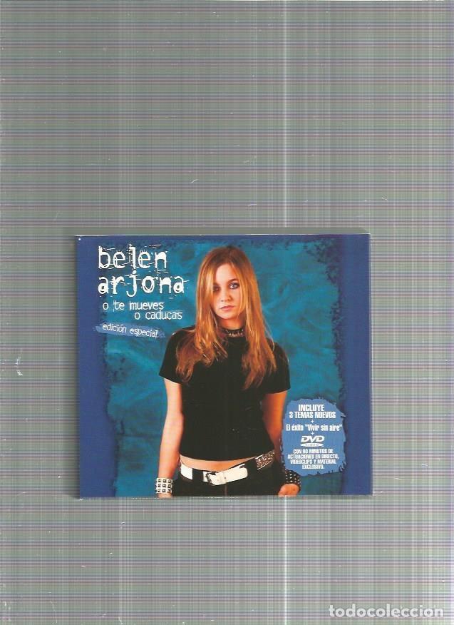 BELEN ARJONA O TE MUEVES (Música - CD's Heavy Metal)