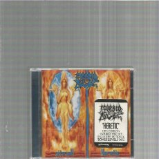 CDs de Música: MORBID ANGEL HERETIC. Lote 158643926