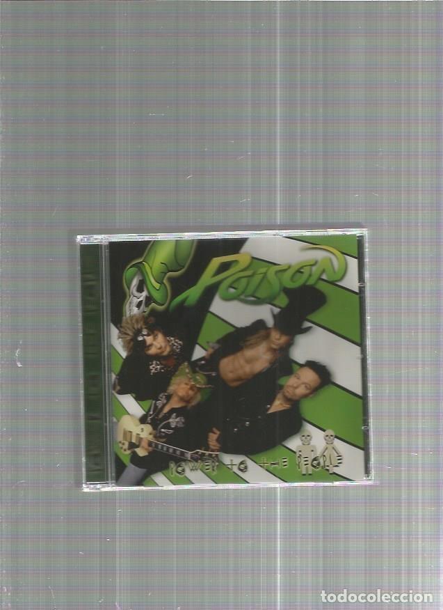 POISON POWER (Música - CD's Heavy Metal)