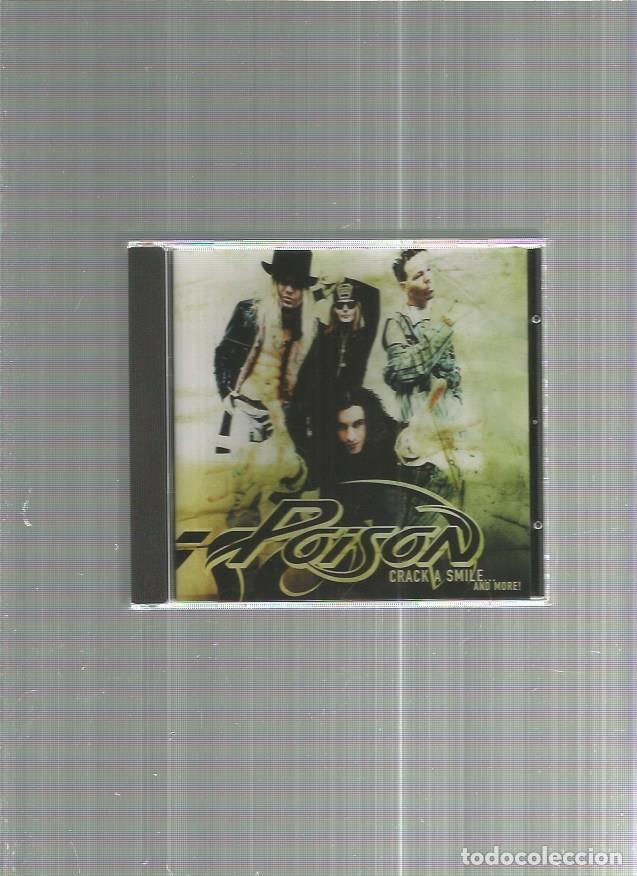 POISON CRACK (Música - CD's Heavy Metal)