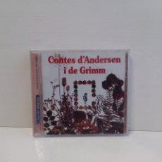 CDs de Música: CD CONTES D'ANDERSEN I DE GRIMM. Lote 158656162